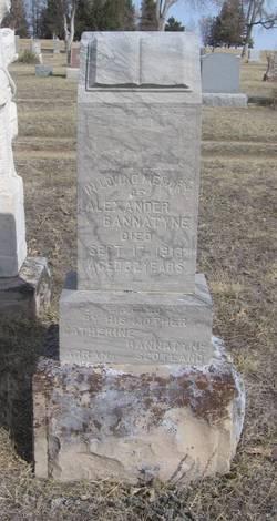 Alexander Bannatyne