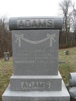 Nancy Francis <i>Clements</i> Adams