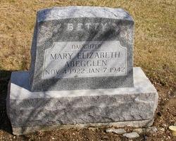 Mary Elizabeth Abegglen