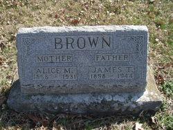 James T. Brown