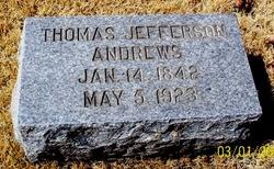 Thomas Jefferson Andrews