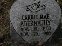 Carrie Mae Abernathy