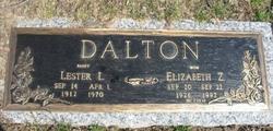 Elizabeth Zeana <i>Dean</i> Dalton