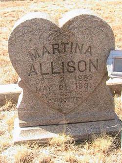 Martina <i>Knight</i> Allison