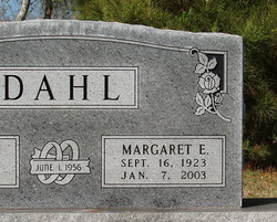 Margaret E. Dahl