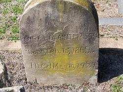Henrietta Anderson