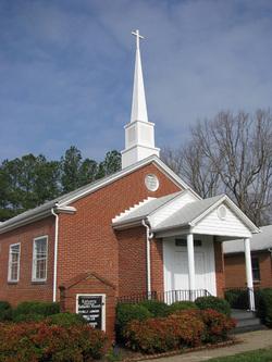 Calvary United Methodist Church Cemetery