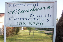 Memorial Gardens North Cemetery