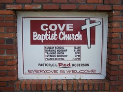 Cove Baptist Church Cemetery