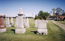 Saint Johns Lutheran Flat Rock Cemetery