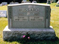 Sarah <i>Ohl</i> Bussard