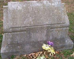 Samuel Matison Casey
