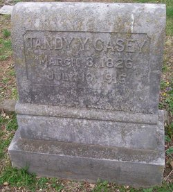 Col Tandy Young Casey, Sr