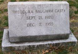 Theodora Baugham Casey