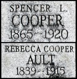 Rebecca <i>Flynn Cooper Nott</i> Ault