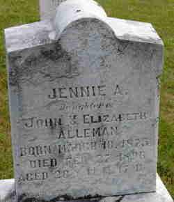 Jennie A. Alleman