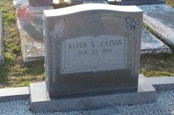 Alton Glenn Caison