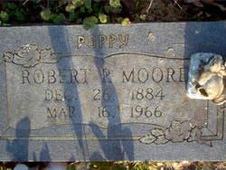Robert P, Poppy Moore