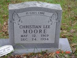 Christian Lee Moore