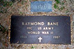 PFC Raymond (Pud) Bane