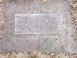 Matilda Bourgeois
