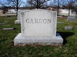 Louisa Melinda <i>Jones</i> Carson