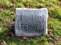Benjamin Franklin Frank Carson