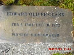 Edward Oliver Clark