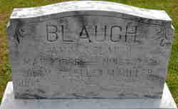 Amos B Blauch