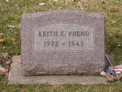 Keith Eugene Phend