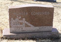 Marian L. <i>Porter</i> Edmunds