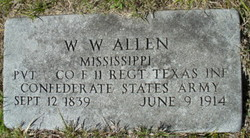 William Washington Allen