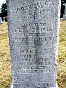 Mary <i>Frost</i> Barto