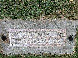 Clotilda Henrietta Etta <i>Whitbeck</i> Hutson