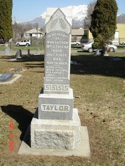 William Joseph Taylor