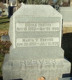 Biddle Reeves