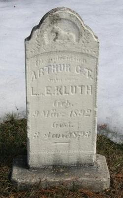 Arthur Carl Theodor Kluth