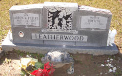 Arron V. Phelps Leatherwood