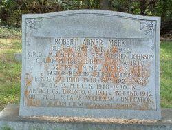Robert Abner Meek