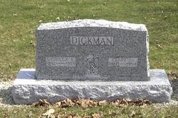 Francis G Frank Dickman