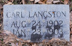 Carl Langston