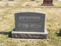 Ada M <i>Porter</i> Arnold