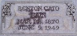Benton Cato Rain