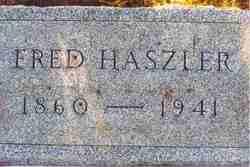 Fred Haszler, Sr