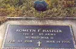 Romeyn F. Haszler