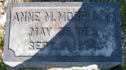 Anne Margaret <i>Kettelson Steyer</i> Moselage