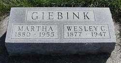 Martha <i>Keizer</i> Giebink