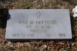 Roy H. Patteson