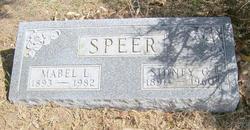 Mable Lodema <i>Hanna</i> Speer