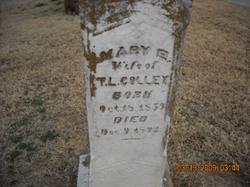 Mary E. Colley
